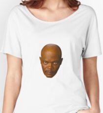 Samuel L. Jackson Women's Relaxed Fit T-Shirt