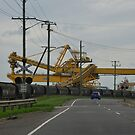 KOORAGANG COAL LOADER by Phil Woodman