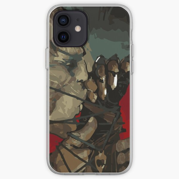 Iron Bull Tarot Card 2 iPhone Soft Case