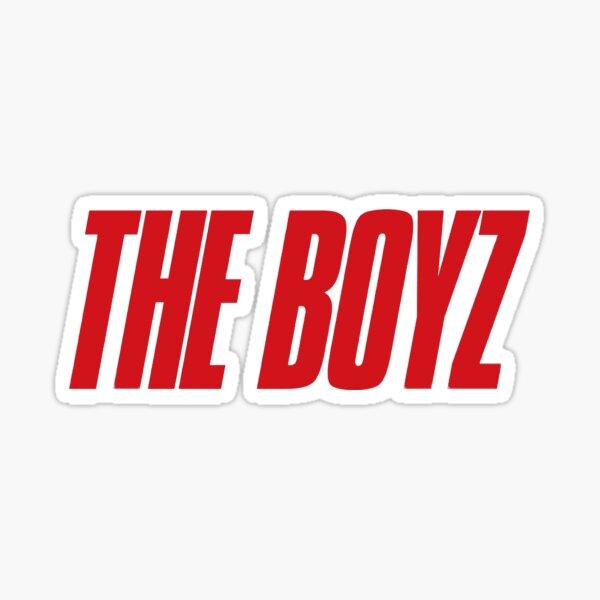 The Boyz KPOP Logo Sticker Sticker
