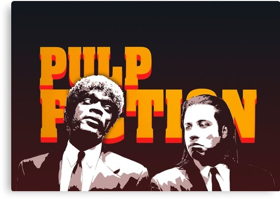 PULP FICTION by urimenta