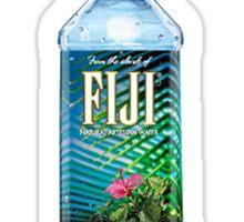 Fiji water Sticker