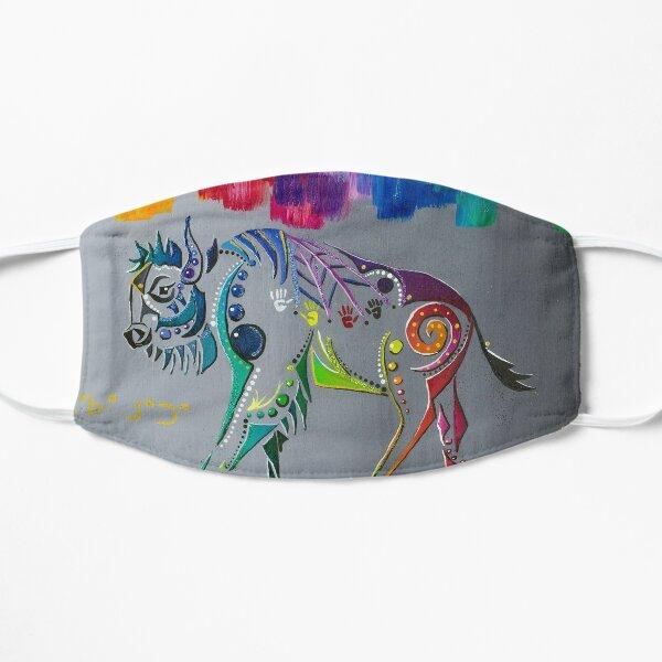 Paskwaw Moostoos Flat Mask