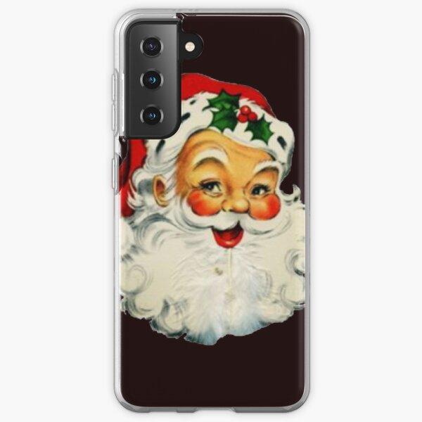 Santa Samsung Galaxy Soft Case