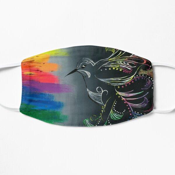 âmowpiyêsîs, the hummingbird Flat Mask