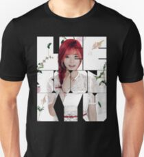 Girls' Generation (SNSD) Sunny Flower Typography Unisex T-Shirt