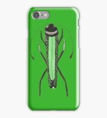 Cute Green Bug Insect Cool Gift Fashion iPhone Case/Skin