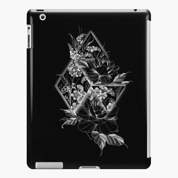 A floral jigsaw iPad Snap Case