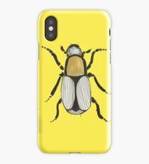 Cool Cute Bug Insect Drawing iPhone Case/Skin