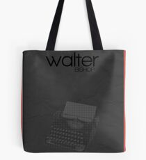 Fringe minimalist poster, Walter Bishop (alternate universe) Tote Bag