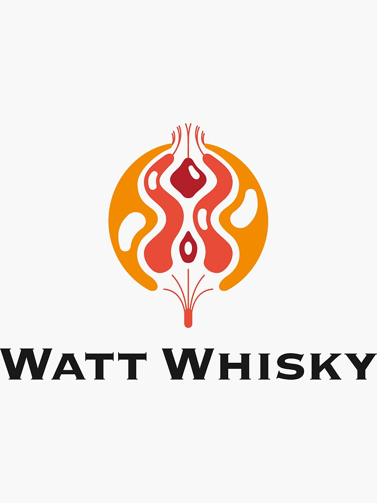 Watt Whisky Colour Logo by WattWhisky