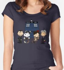 The Doctor is in... Women's Fitted Scoop T-Shirt