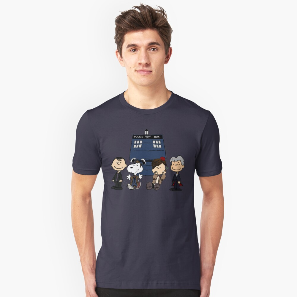 The Doctor is in... Unisex T-Shirt Front
