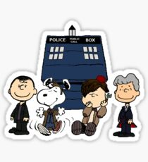 The Doctor is in... Sticker