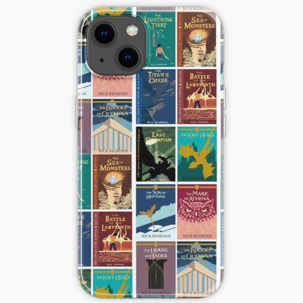 pjo and hoo series pack iPhone Soft Case