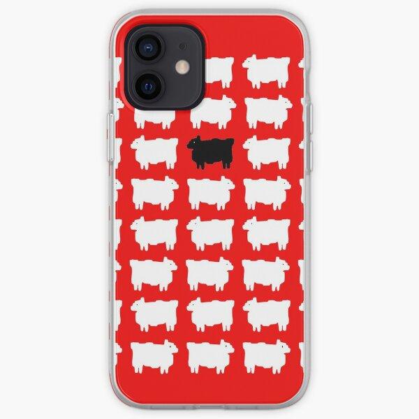 Princess Diana Holiday Sheep Sweater Memorabilia Souvenir Gift iPhone Soft Case
