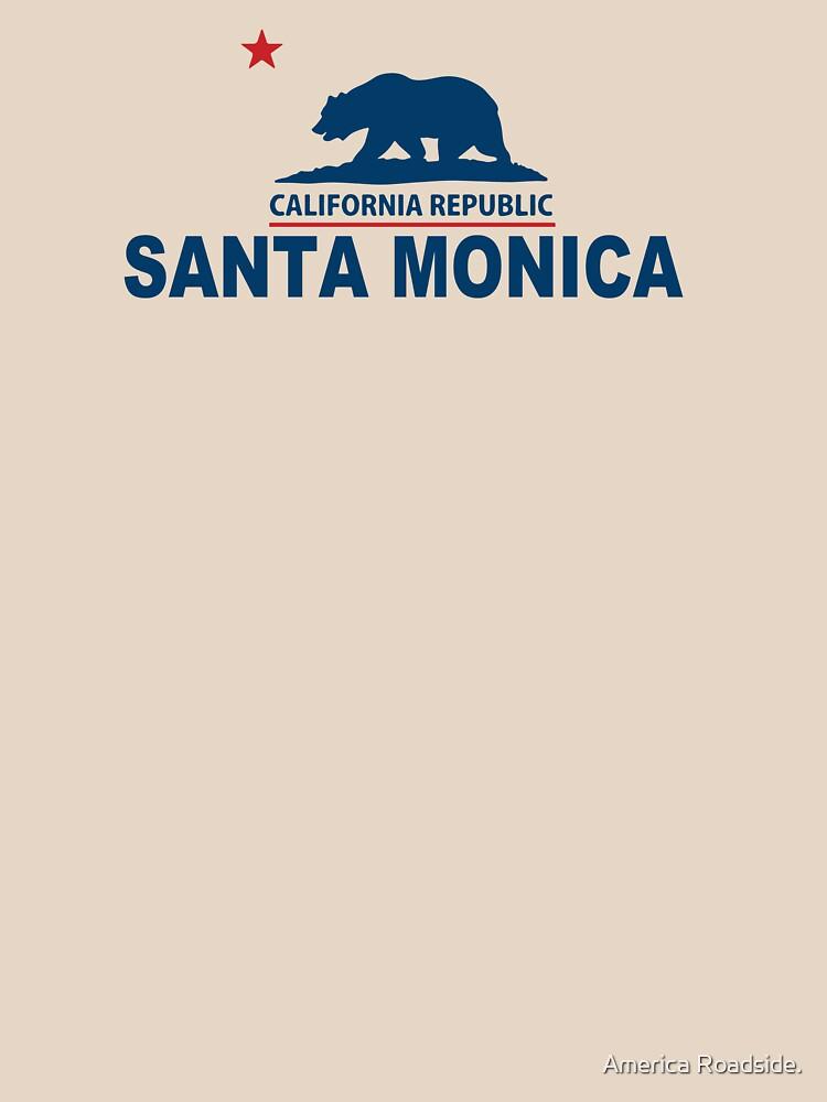 Santa Monica - California.  by ishore1