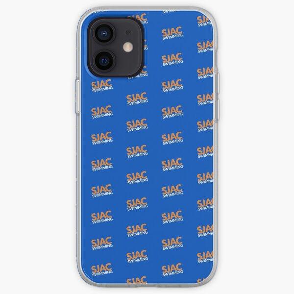 SJAC Pattern Royal iPhone Soft Case