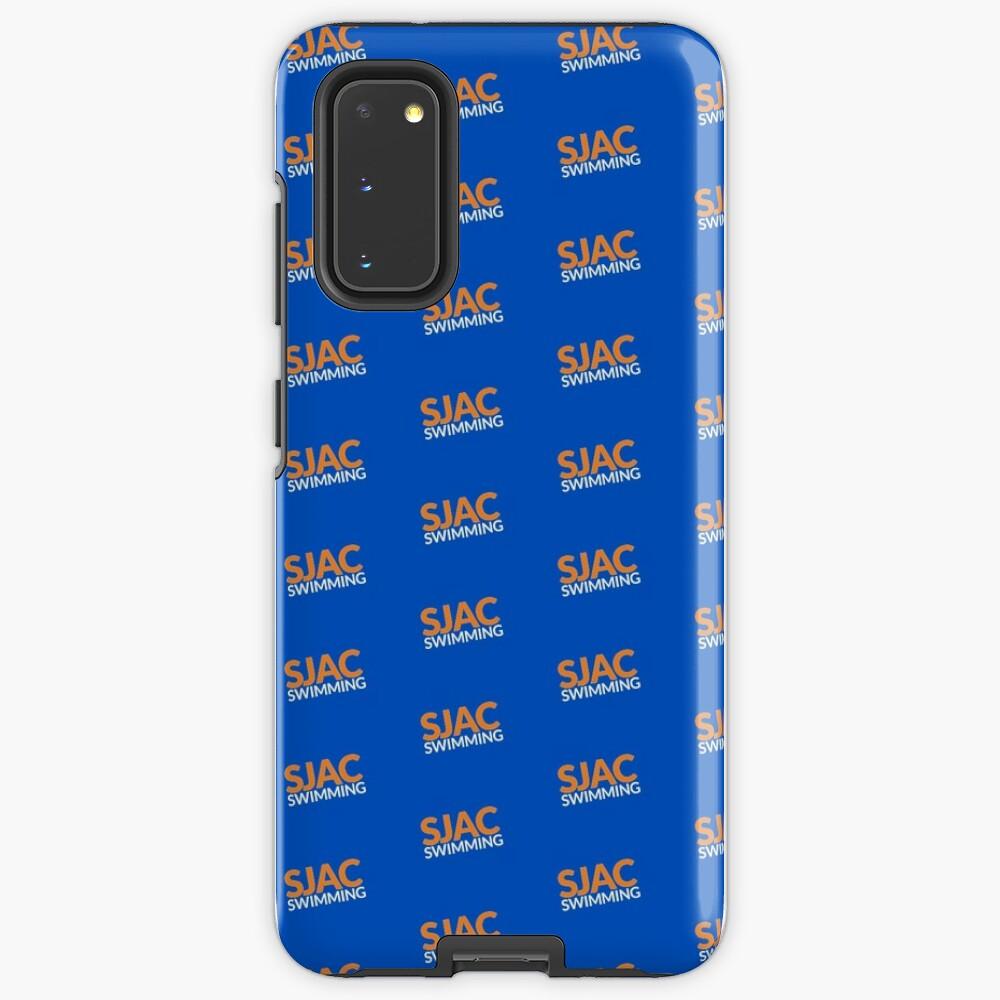 SJAC Pattern Royal Case & Skin for Samsung Galaxy