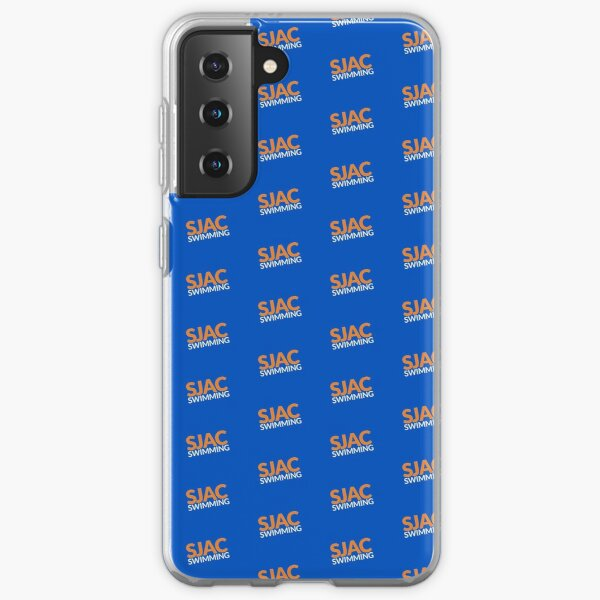 SJAC Pattern Royal Samsung Galaxy Soft Case