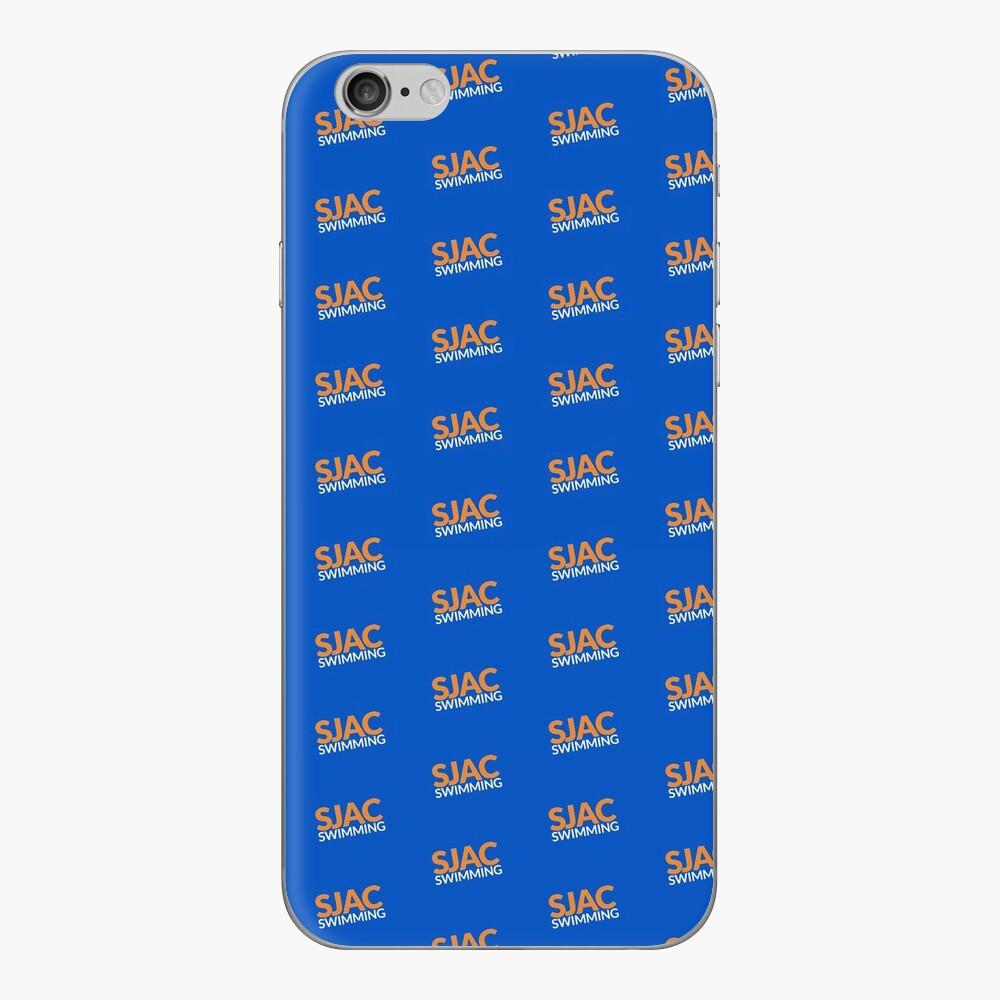 SJAC Pattern Royal iPhone Skin