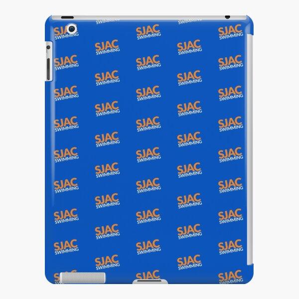 SJAC Pattern Royal iPad Snap Case