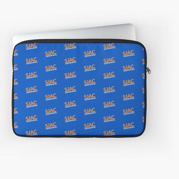 SJAC Pattern Royal Laptop Sleeve