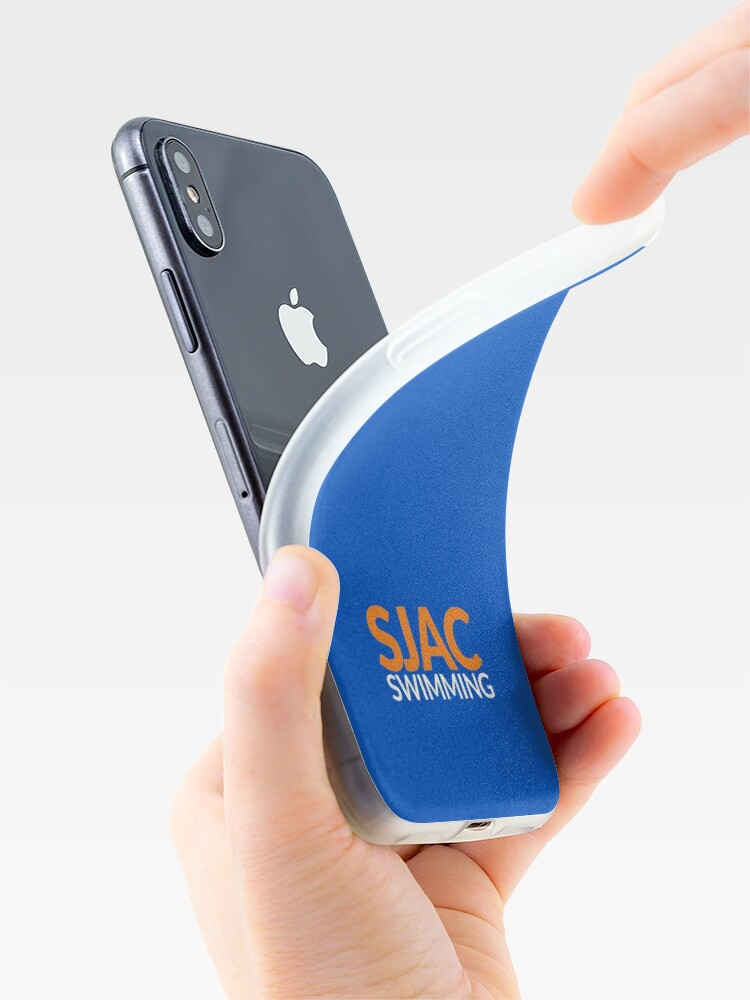 Alternate view of SJAC Royal iPhone Case & Cover