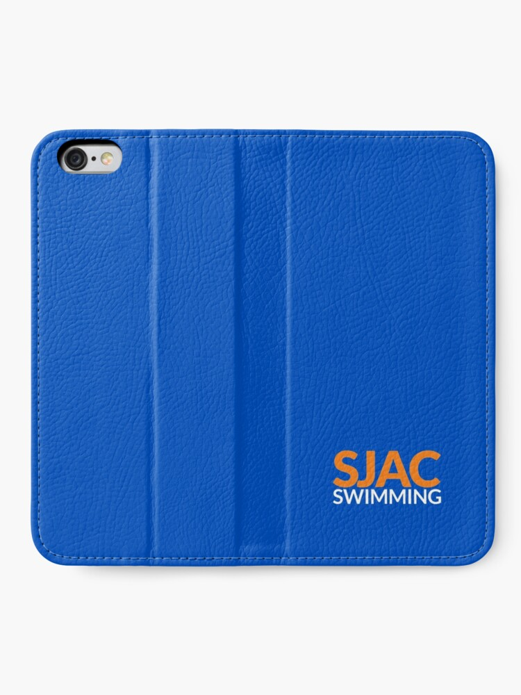 Alternate view of SJAC Royal iPhone Wallet