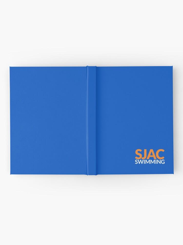 Alternate view of SJAC Royal Hardcover Journal
