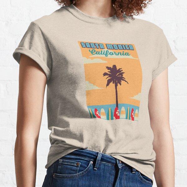 Santa Monica - California.  Classic T-Shirt