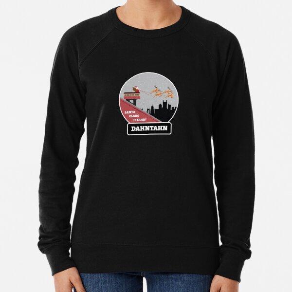 Mt. Washington Christmas Lightweight Sweatshirt