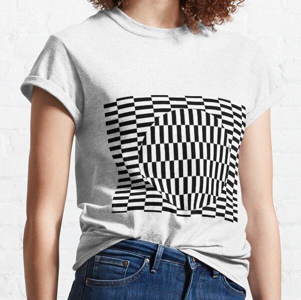Op Art Classic T-Shirt