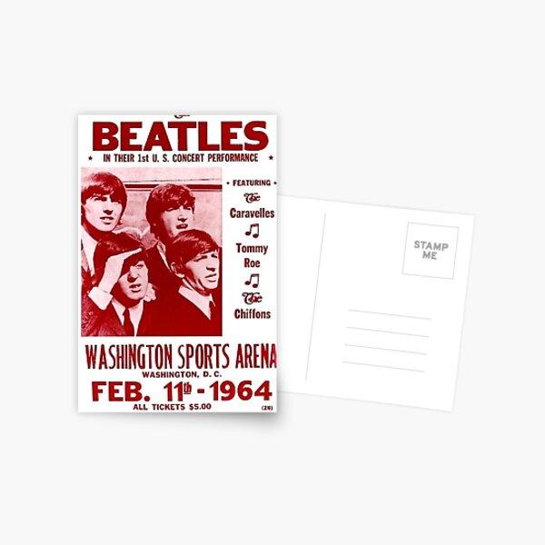 Rock classique vintage Carte postale