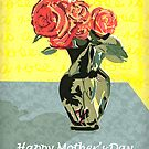 Mothers Day A rose is a rose is  by Lyn Fabian