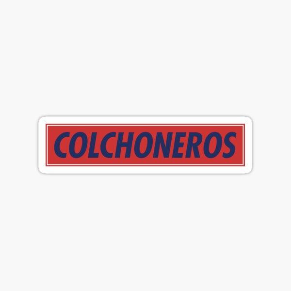 Colchoneros Pegatina