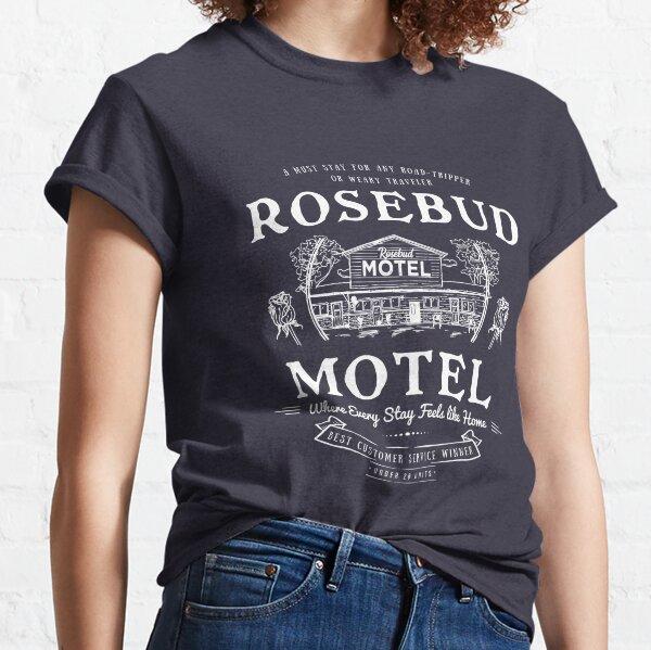 Rosebud Motel Funny Schitt's Creek Inspired Classic T-Shirt