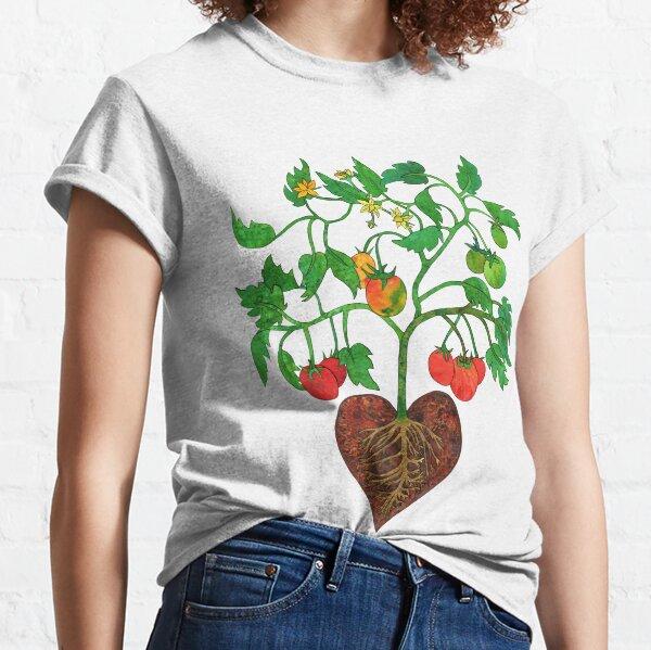 Tomatoes Heal My Heart  Classic T-Shirt
