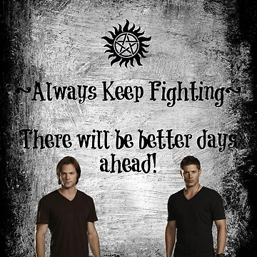 Always Keep Fighting 2 by Mad-Kinks