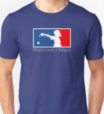 MLR ( Misaka Level 5 Railgun) T-Shirt