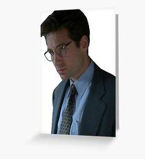 Fox Mulder - The X-Files Greeting Card