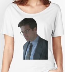 Fox Mulder - The X-Files Women's Relaxed Fit T-Shirt