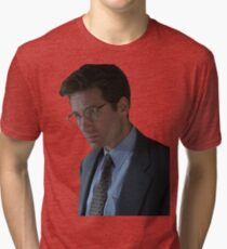 Fox Mulder - The X-Files Tri-blend T-Shirt