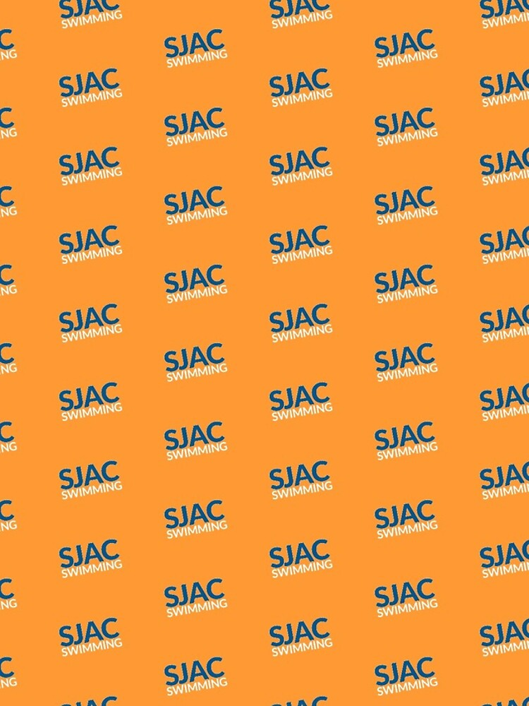 SJAC Pattern Orange by ProShopatNLAC