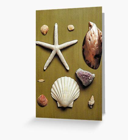 Nature Board Greeting Card