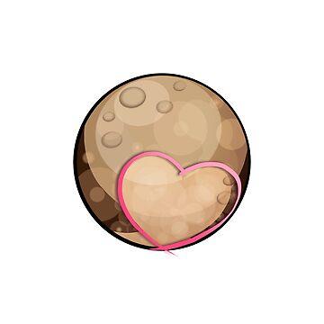 Pluto by shockingblanket