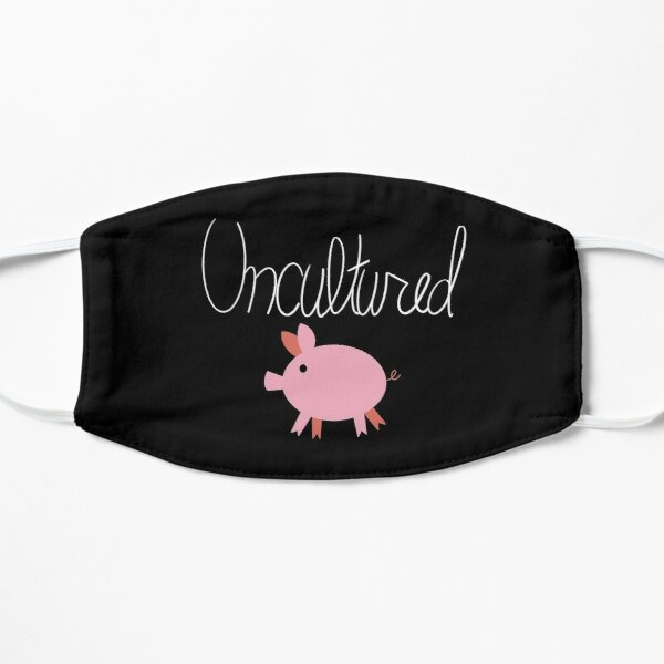 Swine Face Masks Redbubble Uncultured thoughts on some of the best cultural offerings. swine face masks redbubble