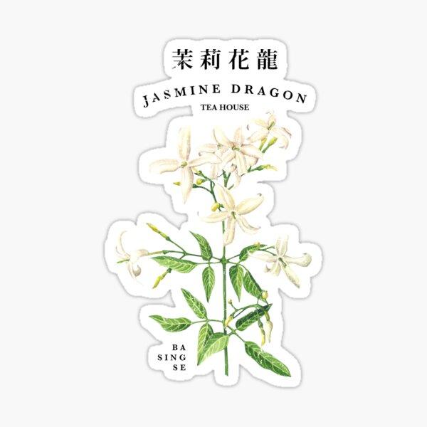 Jasmine Dragon Tea House Sticker