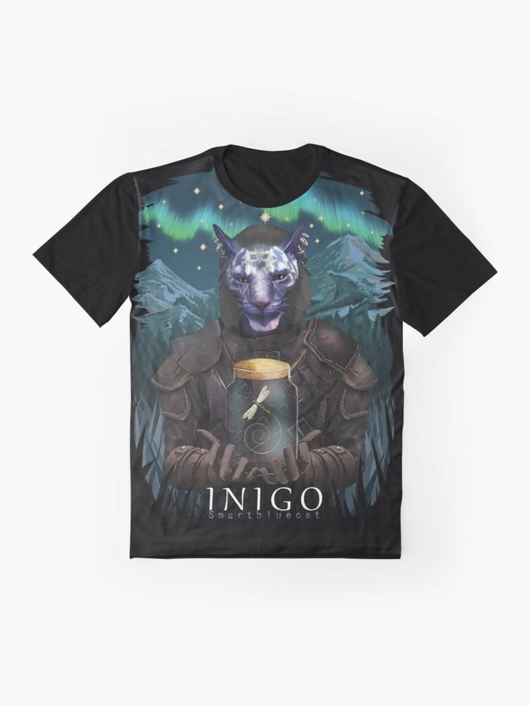 Alternate view of Inigo and Mr Dragonfly Graphic T-Shirt