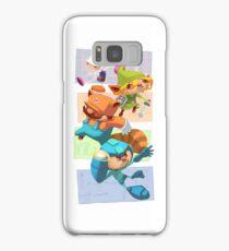 Megabomberbroszelda Samsung Galaxy Case/Skin